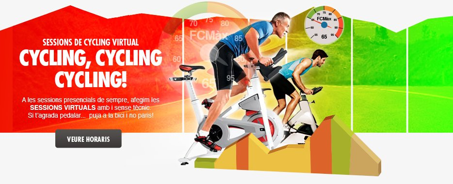 Cycling Virtual
